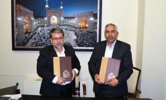 همکاری کتابخانه و موزه ملی ملک با جامعه دانشگاهی کشور گسترش مییابد