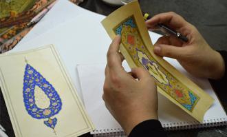 مدرسه زمستانی ملک در کتابخانه و موزه ملی ملک گشایش یافت
