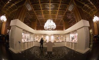 روایتگری کتاب «جنگجو» نوشته شروین وکیلی در کتابخانه و موزه ملی ملک