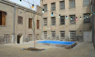 بخش معاصر خانه تاریخی ملک در بازار تهران گشایش یافت