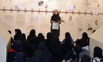 کارگاه علوم در ایران و تور علم در تمدن اسلامی برای کودکان و نوجوانان در کتابخانه و موزه ملی ملک