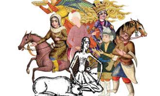 نمایشگاه مجازی «تالار هزارداستان» کتابخانه و موزه ملی ملک