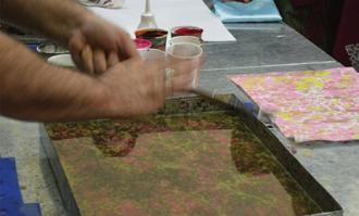 چگونه کاغذ ابری (ابروباد) بسازیم/ دانلود فیلمهای آموزشی سه استاد برجسته ابریساز