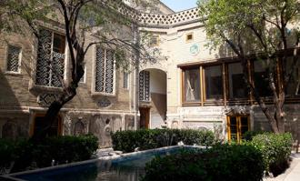 خانه تاریخی ملک از 24 خرداد 1399 از گردشگران میزبانی میکند