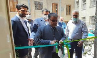 بازارچه خیریه حنیفا در بخش معاصر خانه تاریخی ملک گشایش یافت