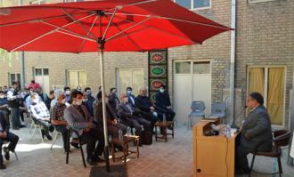 آیین بزرگداشت «روحالله حسینیان» و «محمدعلی تسخیری» در خانه تاریخی ملک برگزار شد