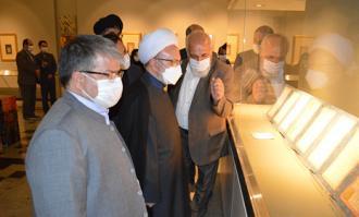 رویکردهای حمایتی برای شتاببخشیدن به روند پیشرفت کتابخانه و موزه ملی ملک انجام میپذیرد
