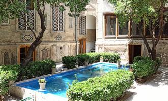 «دفتر وقف، نذر و اهدا» و «کافه کتاب ملک» در خانه تاریخی ملک گشایش مییابد