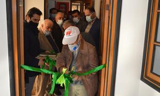 دفتر «وقف، نذر و اهدا» در خانه تاریخی ملک گشایش یافت