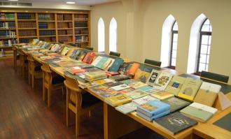 کتابخانه و موزه ملی ملک از مجموعه کتابهای اهدایی وزارت فرهنگ و ارشاد اسلامی رونمایی کرد
