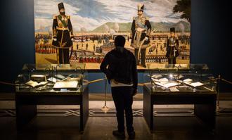 زمان خدماترسانی کتابخانه و موزه ملی ملک در نیمه نخست سال 1400
