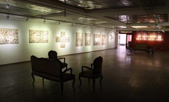 نمایشگاه «آینه حسن» در کتابخانه و موزه ملی ملک گشایش یافت